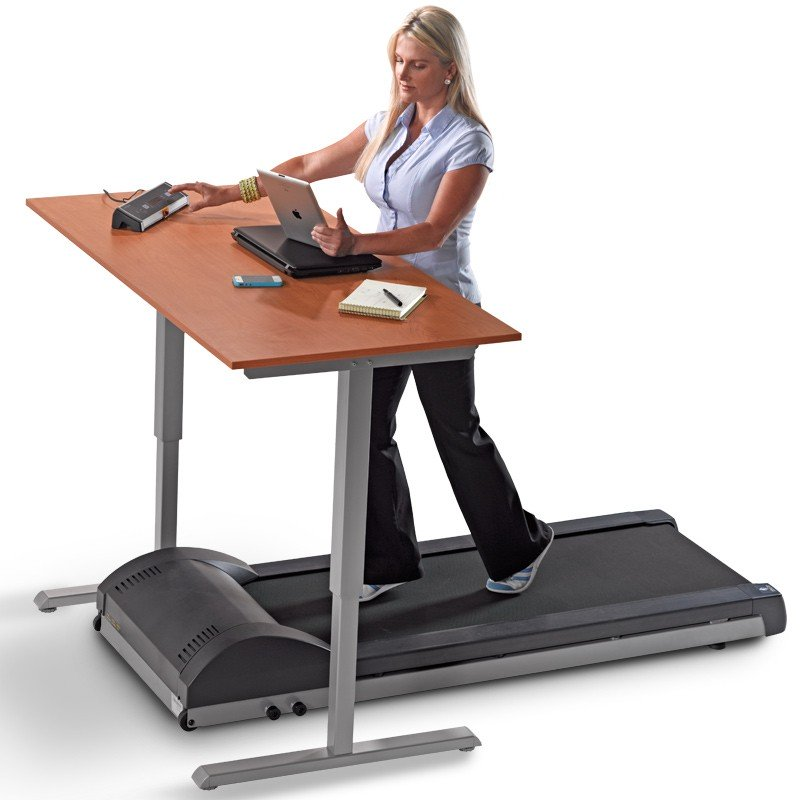 LifeSpan TR800-DT3 Under Desk Treadmill - TREADMILL GIANT